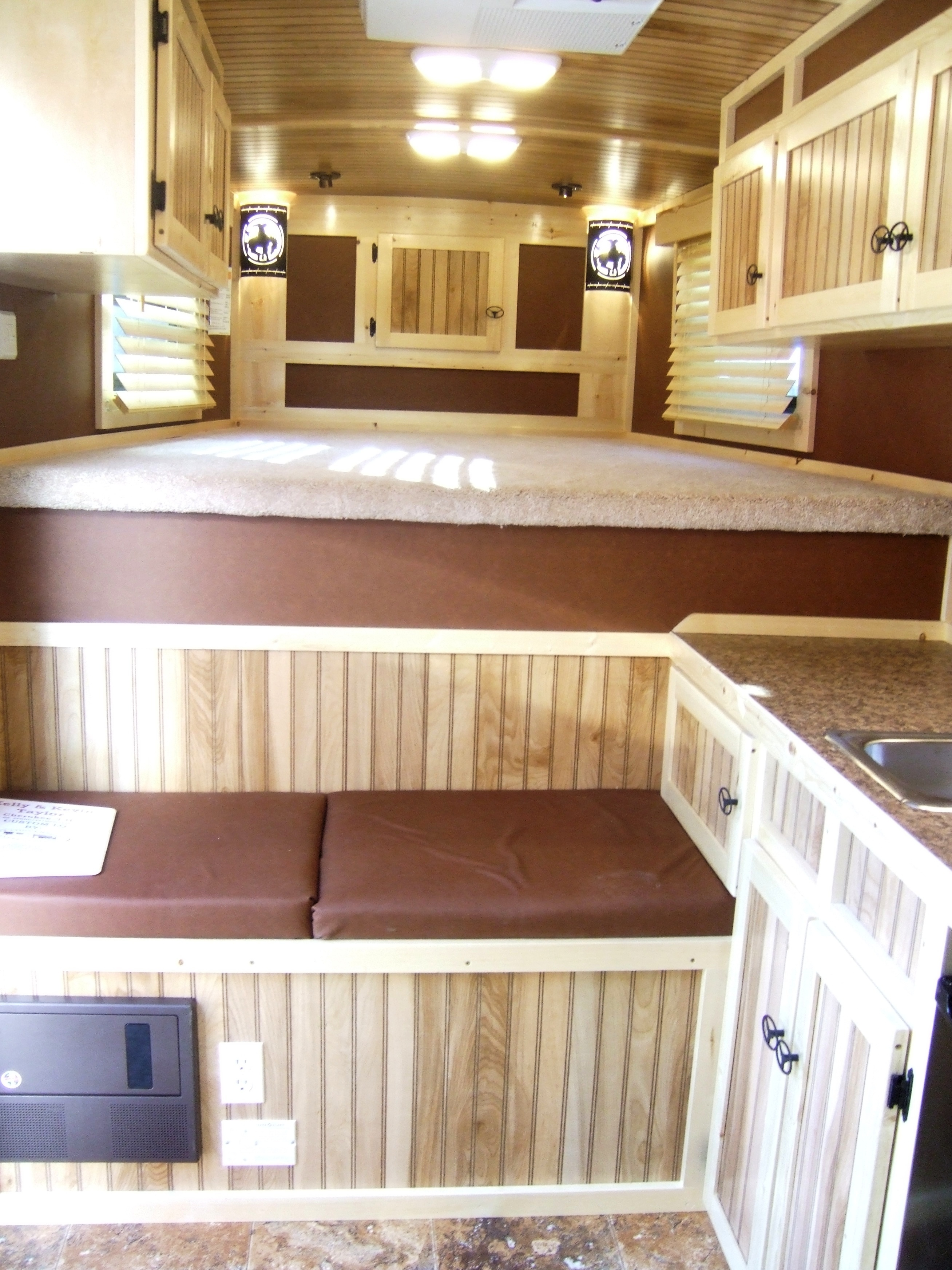 4 Basic Package W Bench Seat